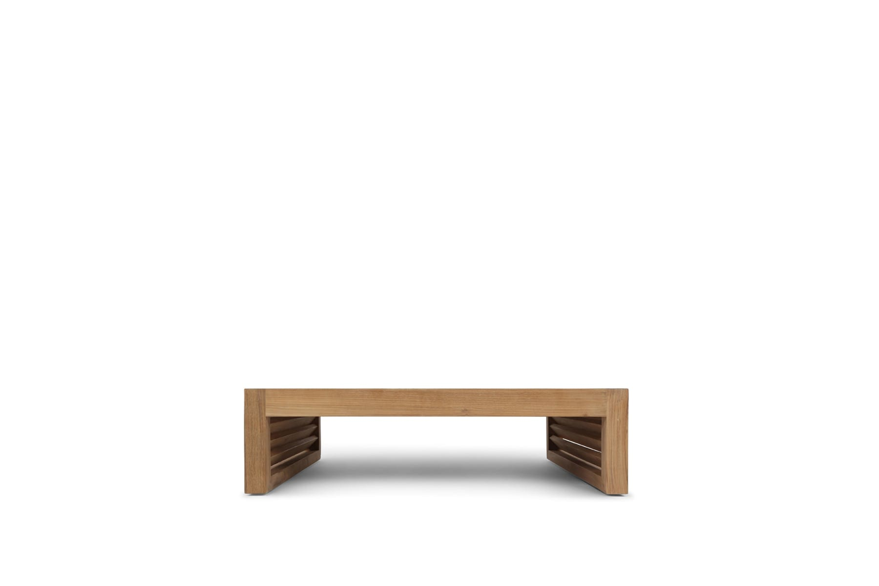 Louver Side Table