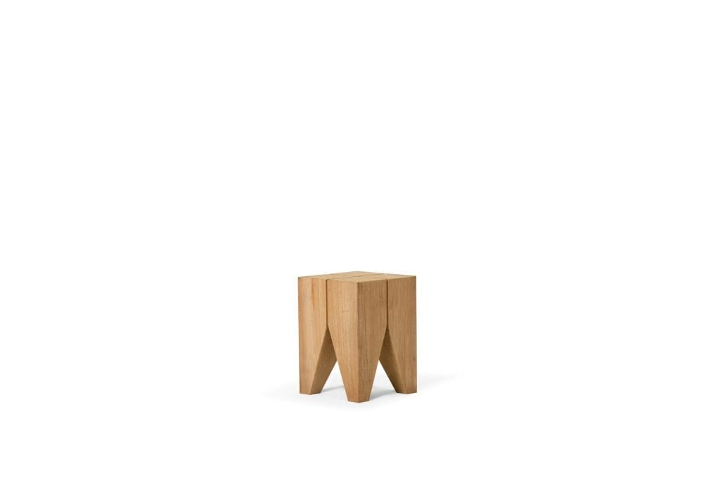 Pure Side Table Triangle