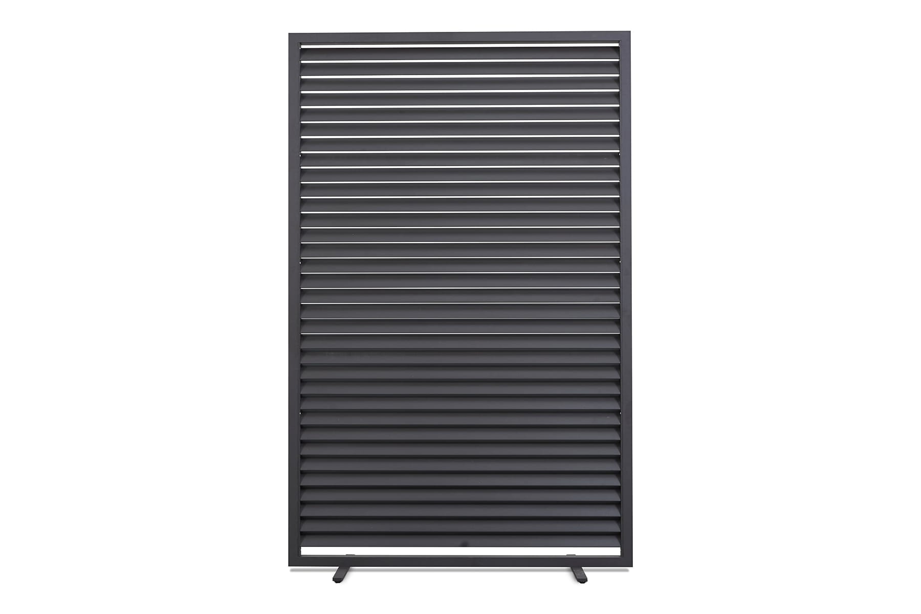 Louver Metal Front