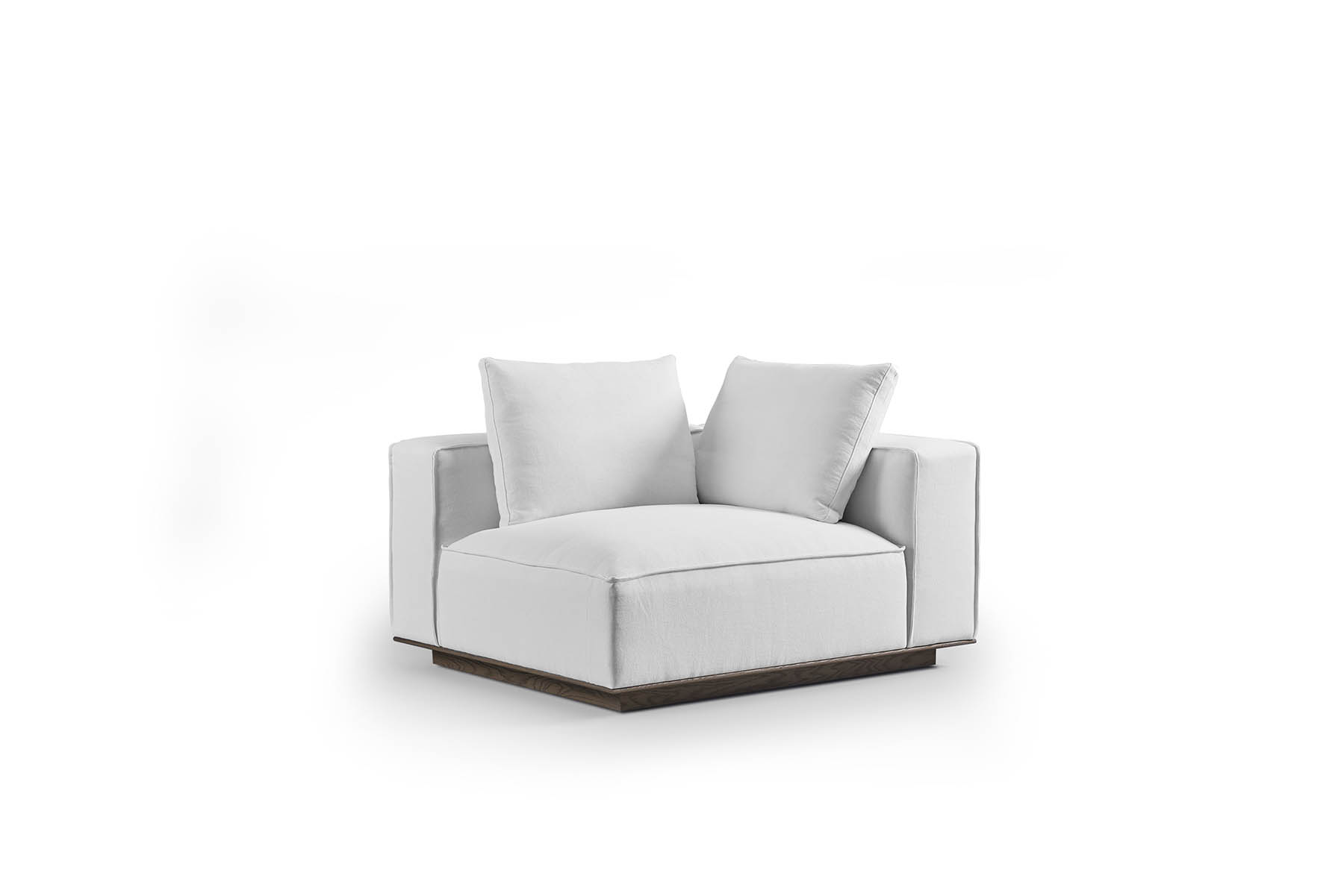 Santorini Single Seat Left Sofa (Indoor)